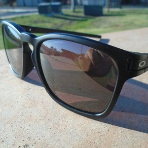 739ef594c57 Oakley Accessories - Oakley Latch Prizm Polarized Mens Sunglasses Black